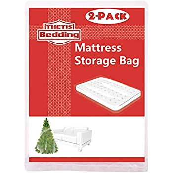 Amazon.com: HiNewBay Twin Mattress Bags for Moving,Heavy ...