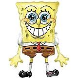 Anagram International SpongeBob Square Pants Air Walker, Multi-Color