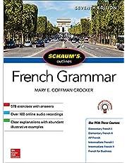 SCHAUM'S OUTLINE OF FRENCH GRA MMAR 7/E