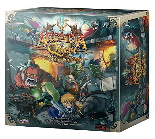CMON Arcadia Quest Board Game ()