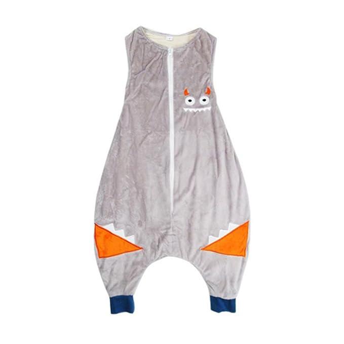 Niños Dinosaurio Onesies Pijamas Rompecabezas Mono, URAQT Niños Chicas Pyjamas Set Disfraces Cosplay Vestir para