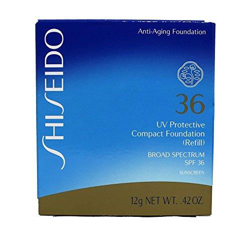 Shiseido UV Protective Compact Powder Foundation SPF 36 Refill (Fair (Powder Foundation Compact And Refill)