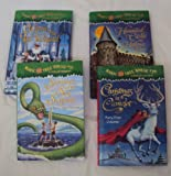 img - for Magic Tree House #29 - #32 : Summer of the Sea Serpent, Christmas in Camelot, Haunted Castle on Hallows Eve, Winter of the Ice Wizard (Book sets for kids) by Mary Pope Osbourne (2005-05-04) book / textbook / text book