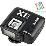 Godox X1R-S 2.4G TTL High Speed Sync Wireless flash Receiver for Sony Camera + CONXTRUE USB LED Free Gift (X1R-S Receiver)