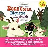 """Afficher """"Bouc cornu, Biquette et ses biquets"""""""