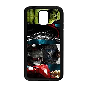 The Avengers Fashion Comstom Plastic case cover For Samsung Galaxy S5