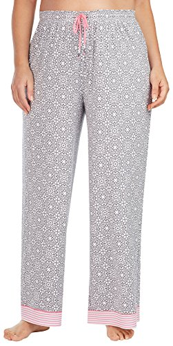 Medallion Palazzo (Ellen Tracy Flower Medallion Palazzo Pant (8618561) 1X/Tile)