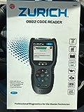 Zurich ZR11 OBD2 Code Reader