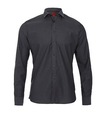 Pure - Slim Fit - Herren Langarm Hemd in verschiedenen Farben (3543 562),