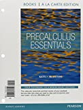 Precalculus Essentials 1st Edition