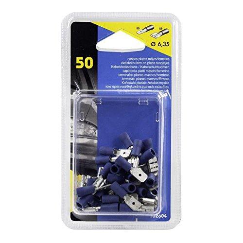 Cartec 102604 50 Cosses Bleu IMPEX SAS