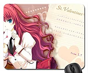 Love Letter Mouse Pad, Mousepad (10.2 x 8.3 x 0.12 inches)