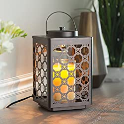 Candle Warmers Etc. Candle Warmer Garden Lantern - Oil Rubbed Bronze