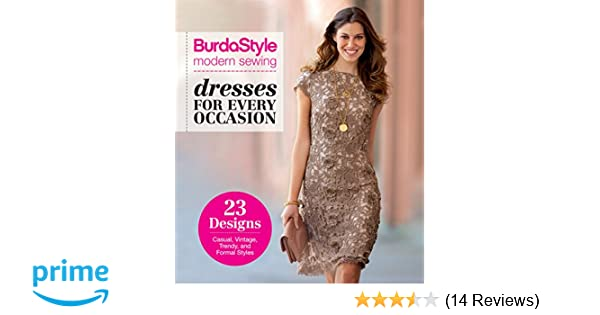 2cf5d8c06 BurdaStyle Modern Sewing - Dresses For Every Occasion  BurdaStyle ...