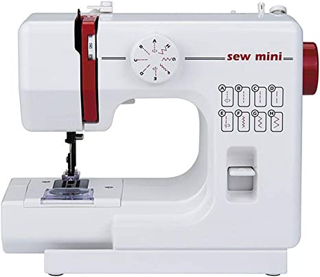 DCSHOP Mini Máquina de Coser, Máquina de Coser Electronica del ...