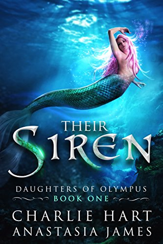 Their Siren (Daughters of Olympus Book 1) cover