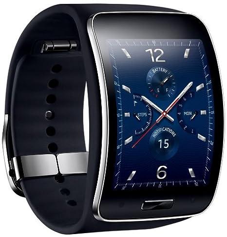 Samsung Gear S - SmartWatch (512 MB, 4 GB, 300 mAh)