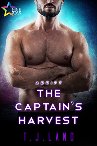 The Captains Harvest Adrift Book 5 By Land TJ