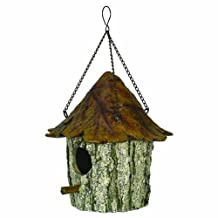Rivers Edge Oak Tree Resin Birdhouse