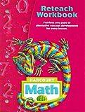 Harcourt School Publishers Math, Harcourt School Publishers Staff, 0153364920