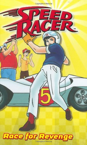 Race for Revenge #6 (Speed Racer) ()