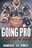 img - for Going Pro: A Secret Baby Sports Romance book / textbook / text book