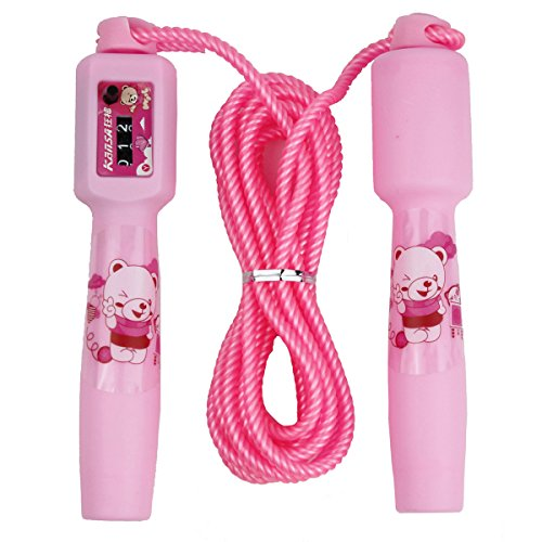 Rubber Jump Rope With Counter