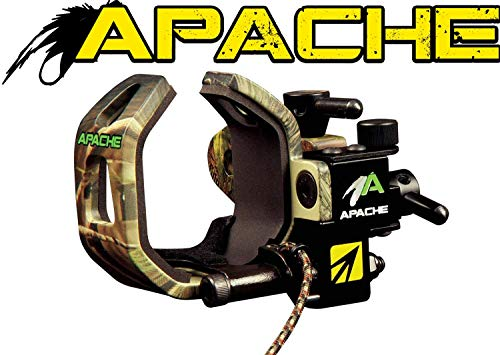 NAP Apache Drop-Away Rest Left Hand Camo 360 Degree Sound Dampening