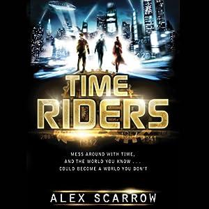 TimeRiders Audiobook