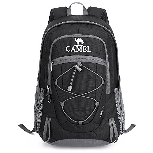 850388b537 Camel 30L Lightweight Hiking Backpack Outdoor Trekking Durable Travel  Daypack