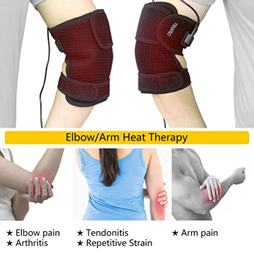 Heated Level with Heat Perfect Arthritis, Carpal Tendonitis, Chronic Injuries, Sprains