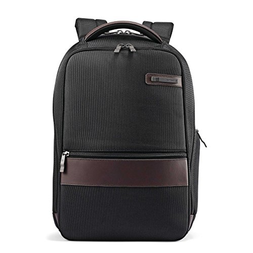 Samsonite Kombi Small Backpack, Black/Brown by Samsonite (Image #1)