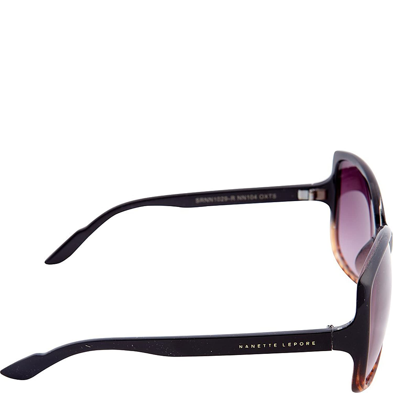Nanette by Nanette Lepore Women's NN104 TSRS Square Sunglasses