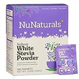 Best Stevia - Nunaturals Stevia Powder (1x100PKT ) Review