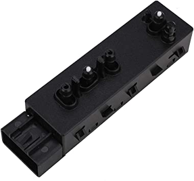 Front Left Power Seat Adjuster Switch for Cadillac Buick Chevrolet GMC 25974714