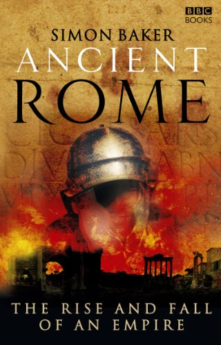 Ancient Rome Rise Fall Empire ebook product image