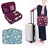 Travel Storage ,Welcomeuni Travel Cosmetic Makeup