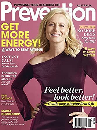 Amazon com: Prevention Magazine Australia: Kindle Store