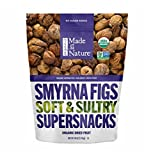 Kyпить Made In Nature Organic Smyrna Figs Soft & Sultry Supersnacks 40 oz. Resaelable Bag на Amazon.com