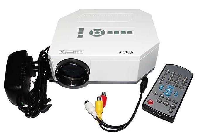 Amazon.com: Nueva Hdmi Mini LED Proyector portátil Inicio ...
