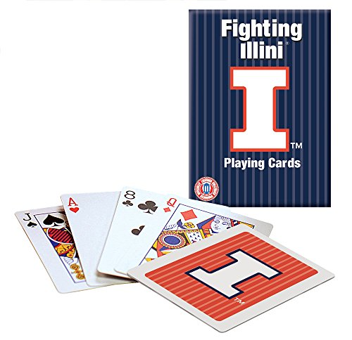 Illinois Playing Cards