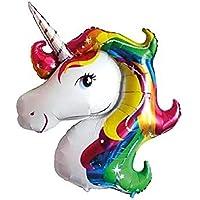 RPS Unicorn Renkli Folyo Balon