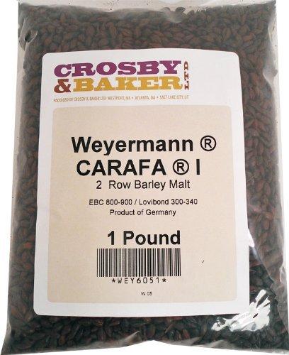 Weyermann Carafa I 1 Lb. by Home Brew Ohio by Home Brew Ohio