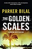 The Golden Scales by Parker Bilal front cover