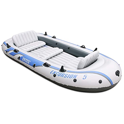 Owenqian-pht Kayak Inflable Doble Respaldo Bote Inflable Bote 4 ...
