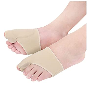 Packs of 2 Bunion Corrector and Bunion Pain Relief Sleeves- Bunions Relief Protector Pads Toe