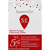 Summer's Eve Cleansing Cloths, Blissful