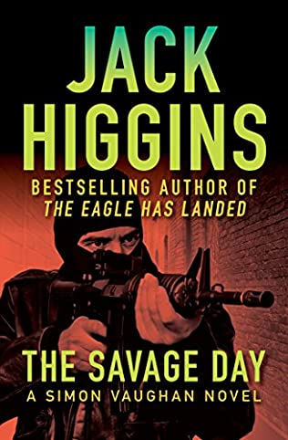 book cover of The Savage Day