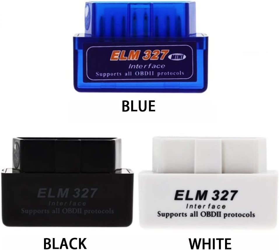 Eadorns Mini Bluetooth OBD2 OBDII Car Auto Diagnostic Interface Scanner Tool,for Windows,OSX,Palm,Pocket-PC,Linux,Android Devices
