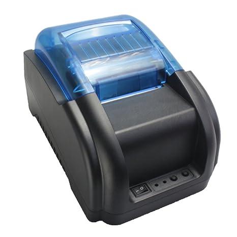 Amazon.com: nyear impresora térmica de recibos, impresora ...